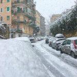 La grande Nevicata