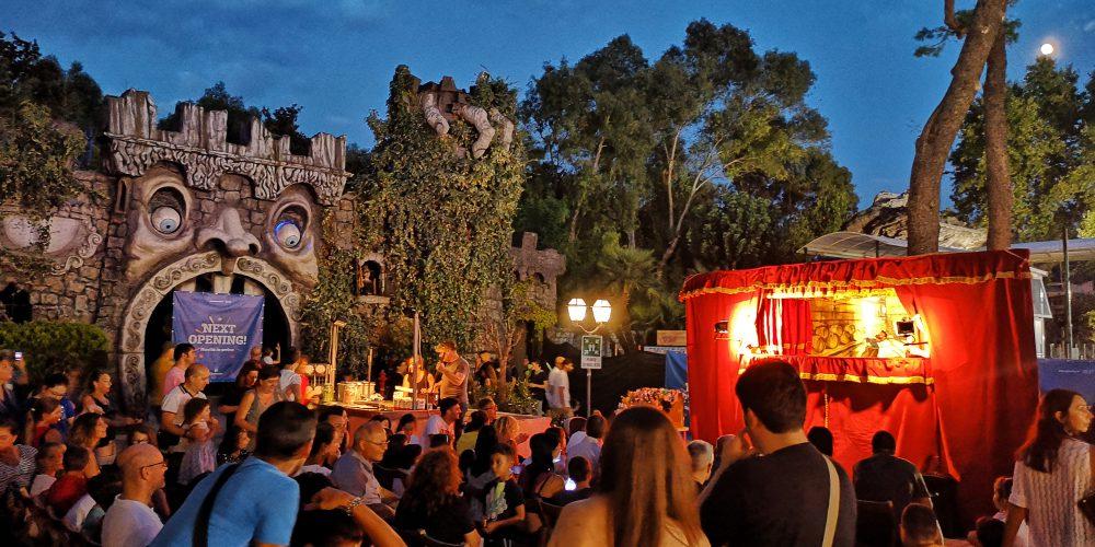 Riapre dopo cinque anni il parco giochi Edenlandia di Napoli